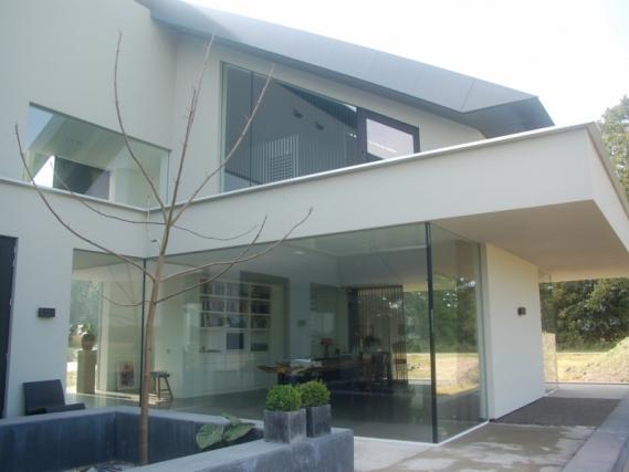 Glazen Pui Woning : Glazen wanden voor woning of kantoor laten maken